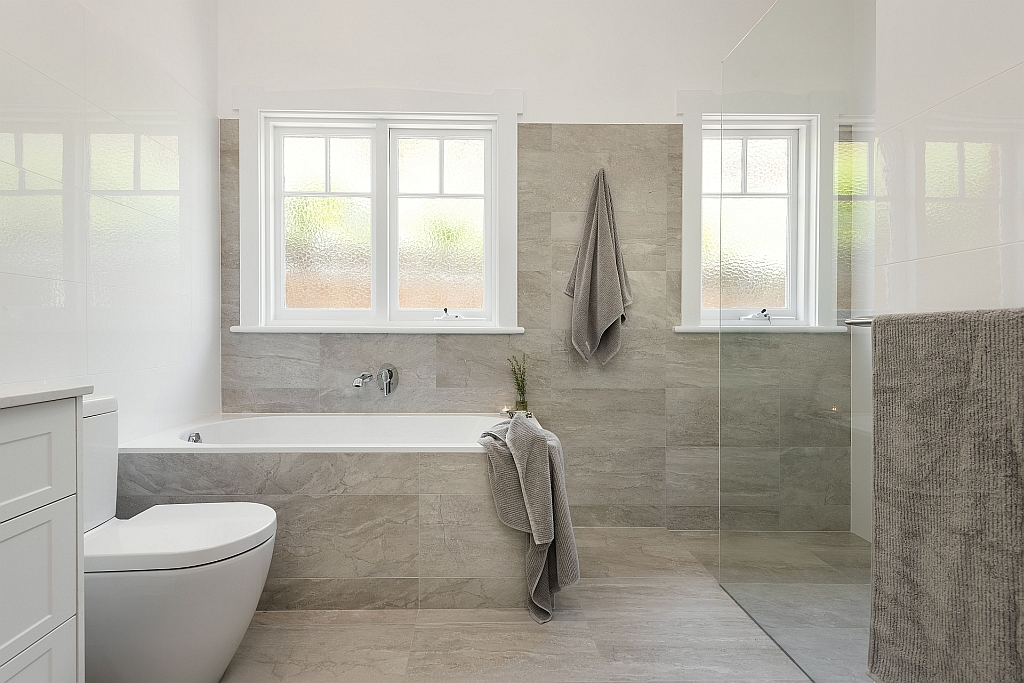 Lavare Bathroom Renovation Hamptons Delight 01