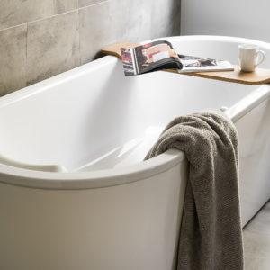 Lavare Bathroom Renovation Modern Grey Grain 04