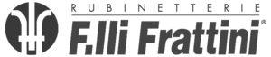 Frattini Logo greyscale