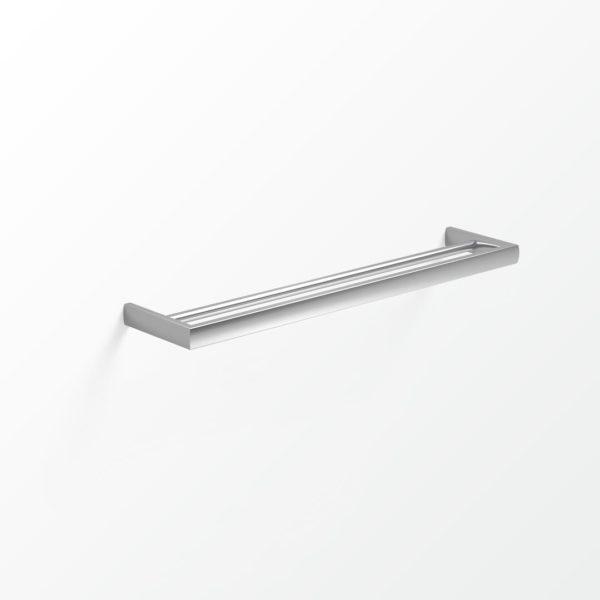 Avenir Xylo Double Towel Rail 650
