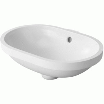 bathroom foster undercounter basin 033643