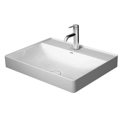durasquare above counter basin 23546000