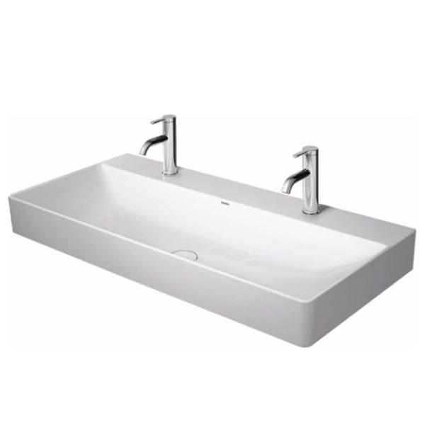 durasquare wall basin 1000 2 235310