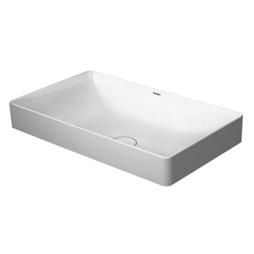 durasquare wash bowl 23556000