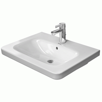 durastyle 650 wall furniture basin 232065