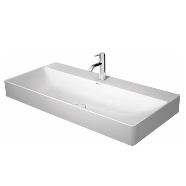 duravit durasquare wall basin 1000 1 235310