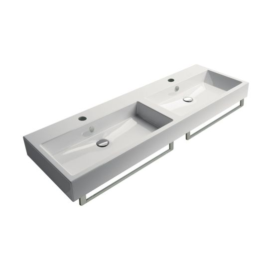elm double wall hung basin A95.91