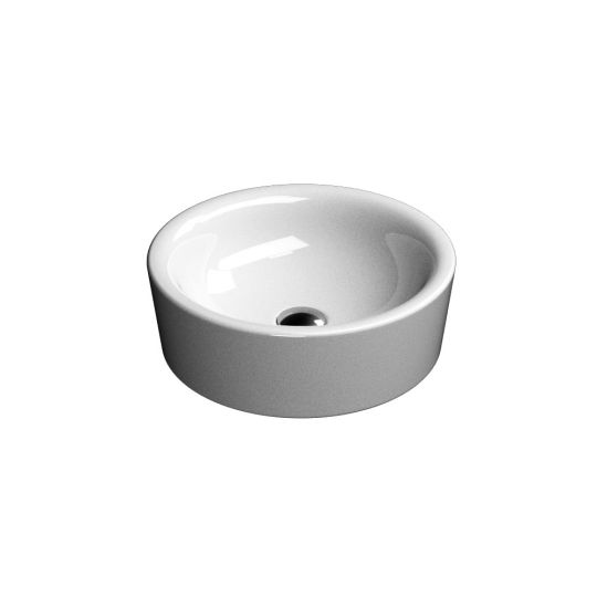 sand round benchtop basin A97.98.42 1
