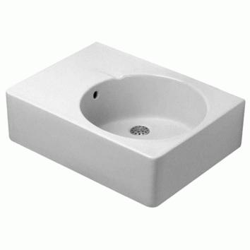 scola wall hung basin right 068560
