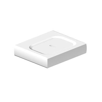 Avenir Xylo White Soap Dish