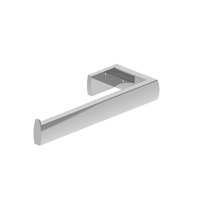 Avenir Xylo Double Toilet Roll Holder Left Facing