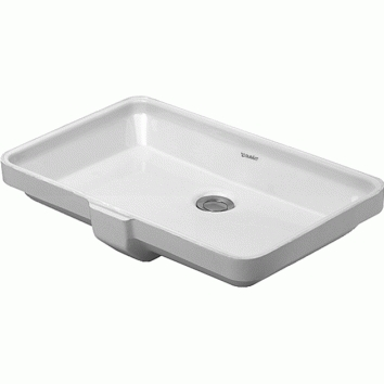2nd floor undercounter basin 031653
