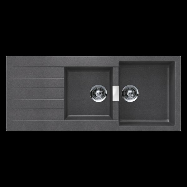 Schock Signus Inset Kitchen Sink Stone D200S