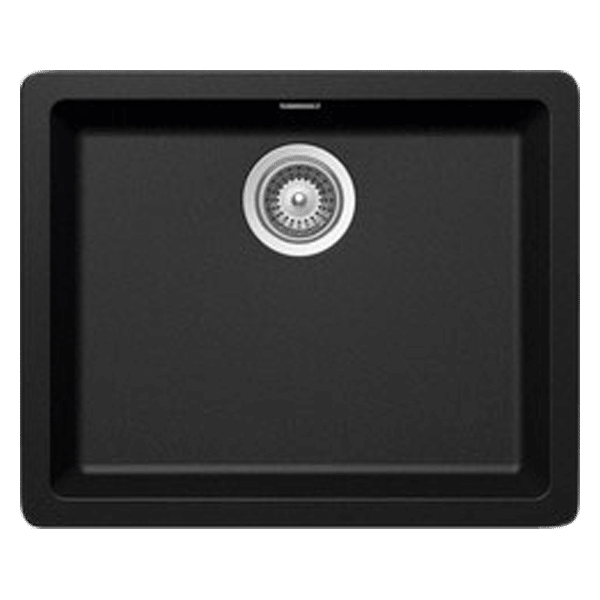 Schock Soho Large Black Kitchen Sink N120B