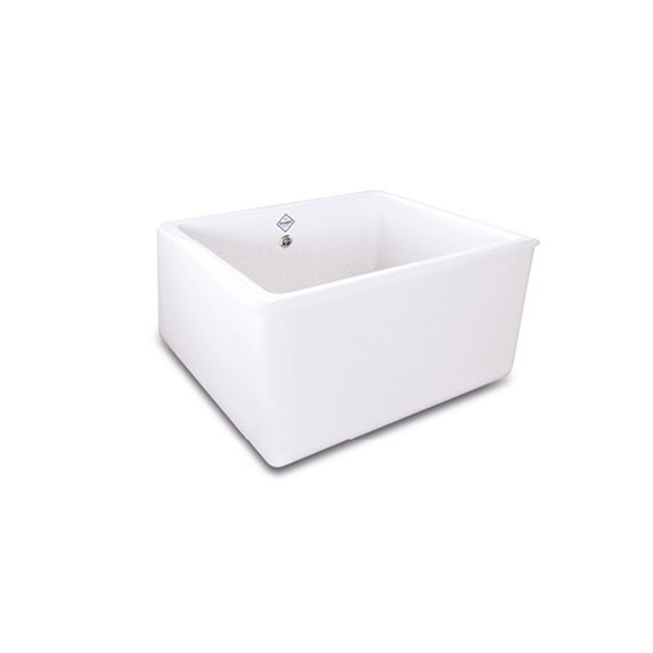 Shaws Whitehall 600 Ceramic Sink