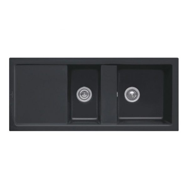 Subway 80 1160 Ceramic Sink Ebony 672601S5