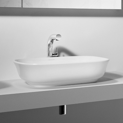 amiata 60 countertop basin vbamt60