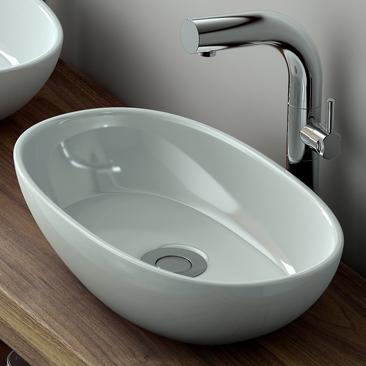 barcelona 48 countertop basin vbbar48
