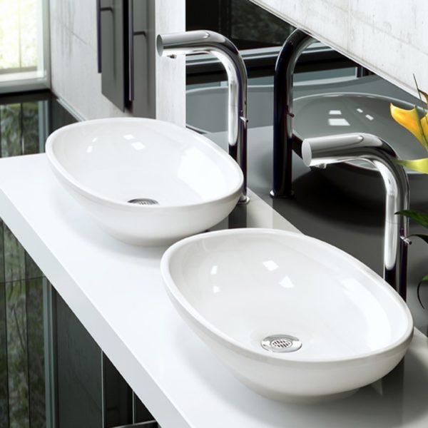 cabrits 55 countertop basin vbcab55 2