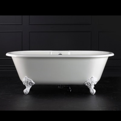 cheshire freestanding bath white chensw wh