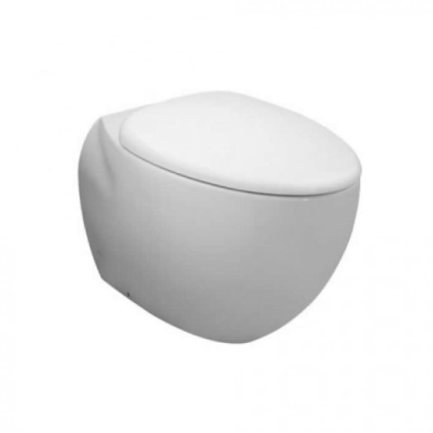 le muse wall faced toilet CW813