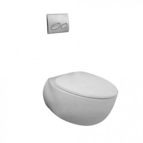 le muse wall hung toilet 8121