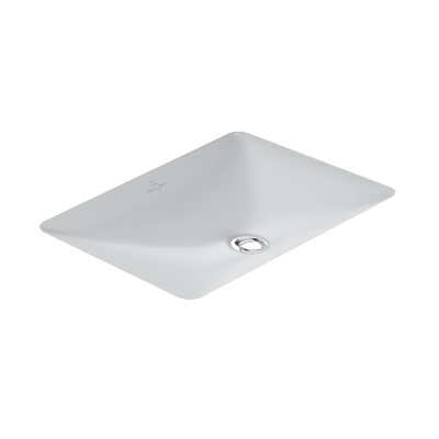 loop rectangular undercounter basin 1