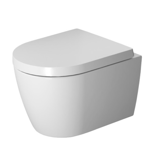 me by starck compact wall hung toilet d4200600