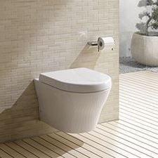 mh wall hung toilet