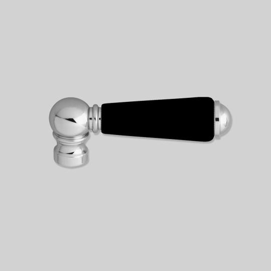 olde english black porcelain lever a51.BL