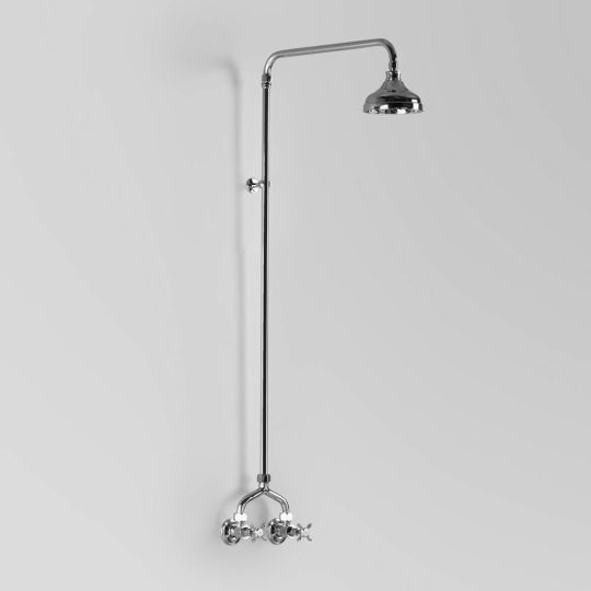 olde english exposed shower set A51.13