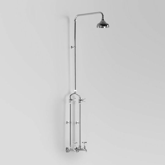 olde english exposed shower set a51.17