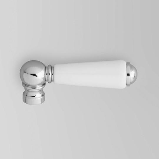olde english white porcelain lever a51.wl