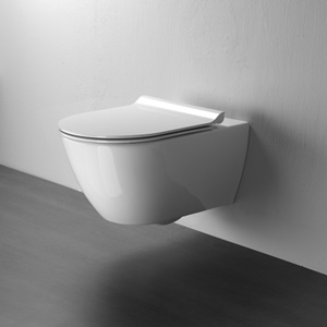 pura wall hung toilet slim a94.77