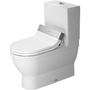 starck 3 sensowash btw toilet d19071