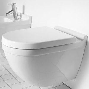 starck 3 wall hung toilet d19068 2