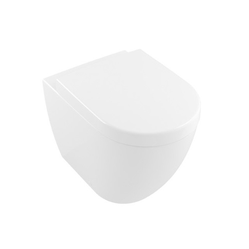 subway 2 directflush wall hung toilet