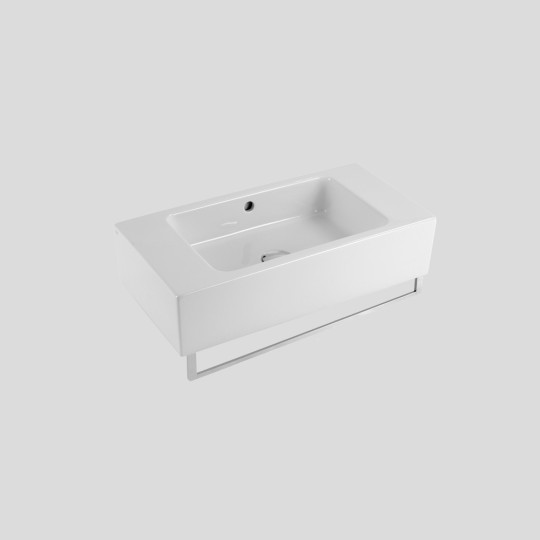 traccia 62 countertop wall basin A90.89.62