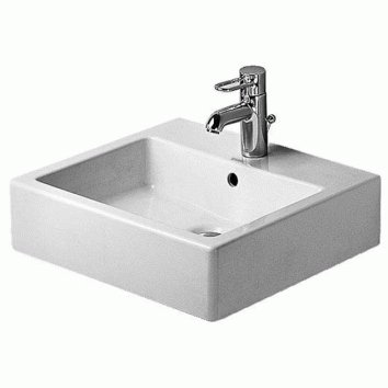 vero 500 wall hung basin 045450