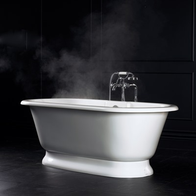 york freestanding bath