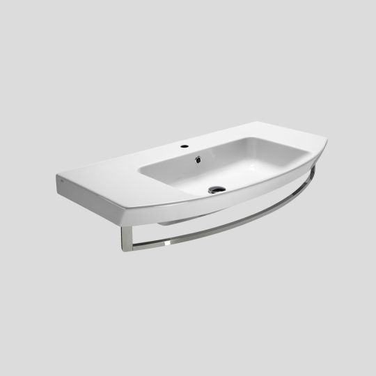 astra walker modo wall hung basin 1000 A92.91.100