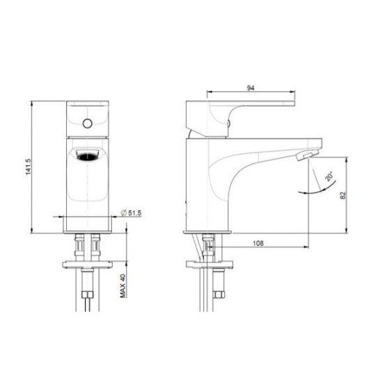 f.lli frattini essere basin mixer spec e1545018676515