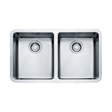 Franke Kubus Double Kitchen Sink KBX120-34
