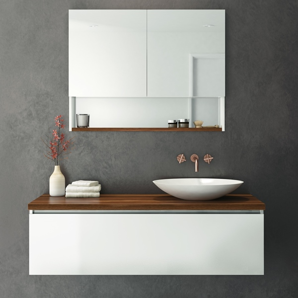 Platinum Bathroom Vanity Lavare