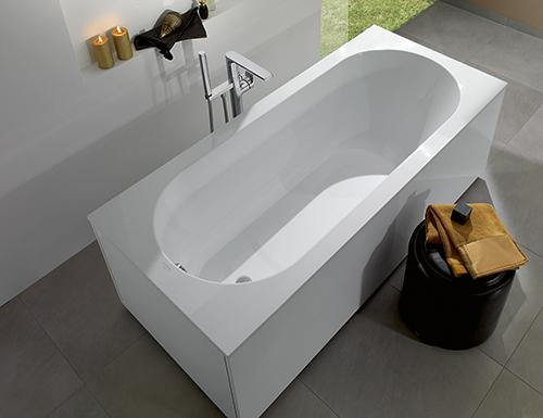 villeroy and boch oberon inset bath