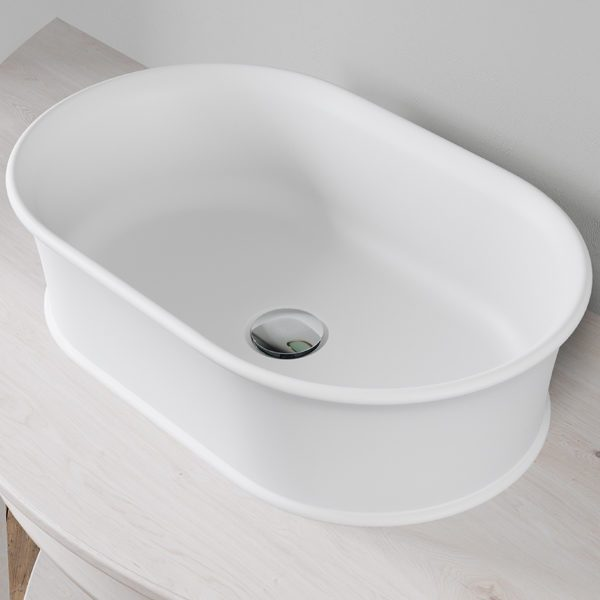 dado julia countertop basin