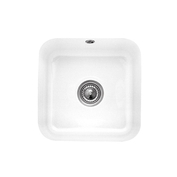 Cisterna 445 Ceramic Undermount Sink 670301R1