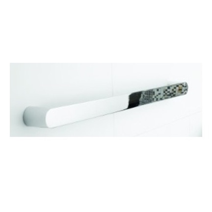 Vega Single Towel Rail 432