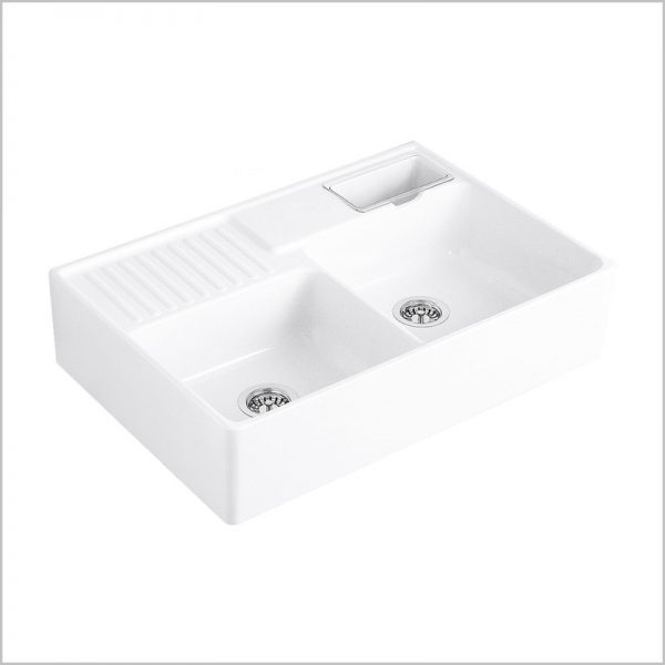 Villeroy and Boch Double Butler Sink 632391R1