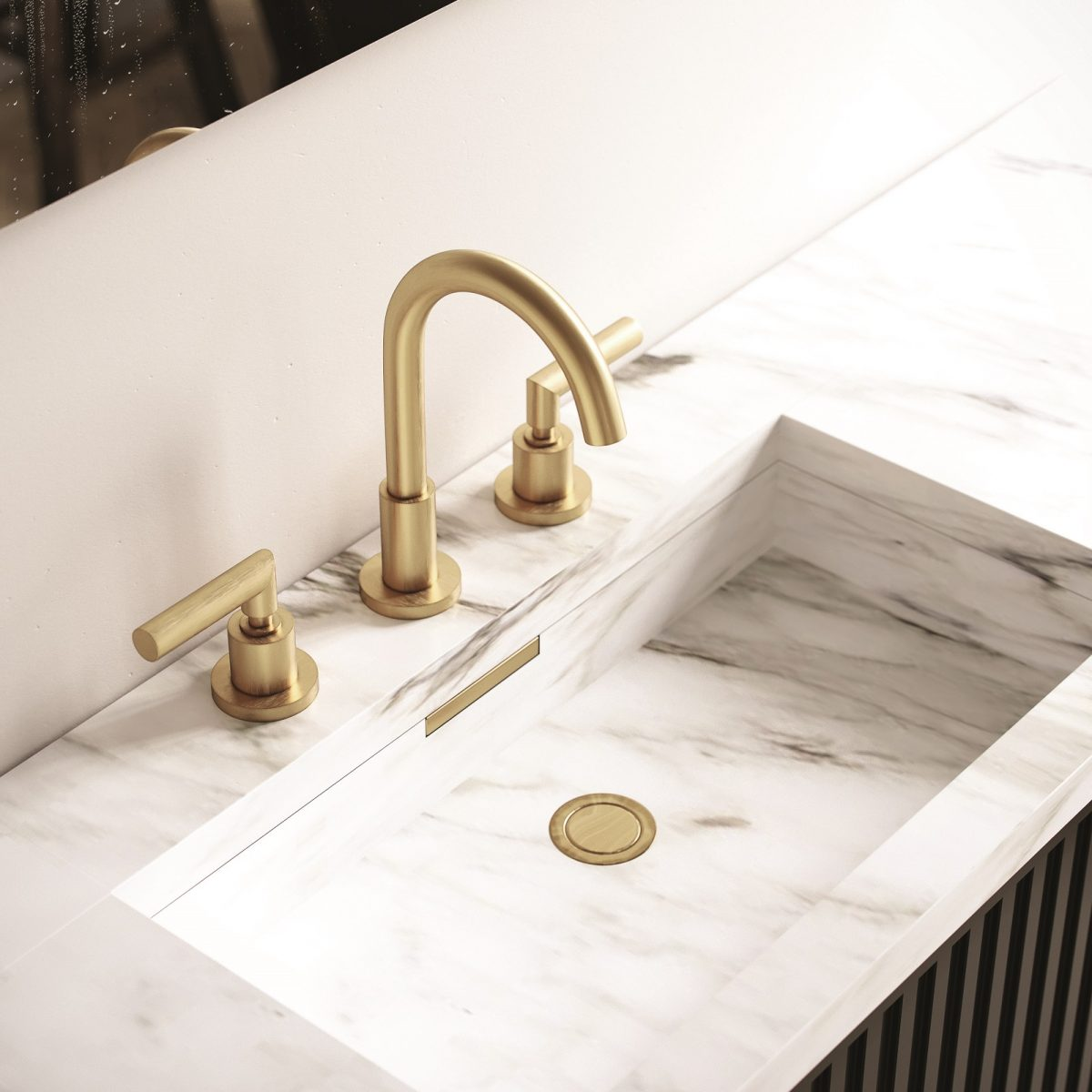 Brodware Brushed Gold Tapware